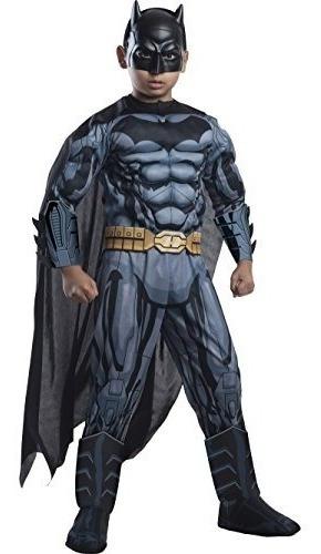 Disfraz De Rubie Superhéroes De Dc Batman Child Deluxe