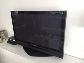 Tv Plasma Panasonic 42 Viera Th42pv70lb Não Liga