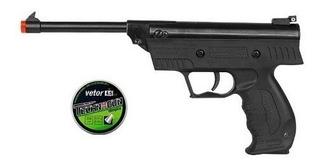 Pistola De Pressão Spring Armais S3 4.5mm + Chumbinho