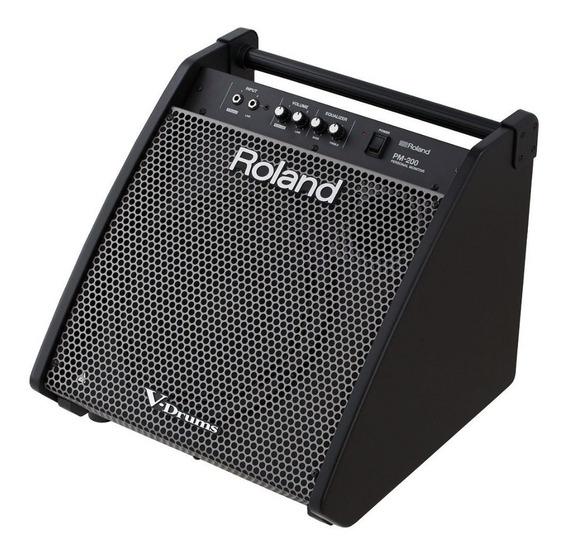 Cubo Roland Monitor Pm 200