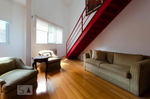 Apartamento Para Aluguel - Gávea, 1 Quarto, 120 - 892984369
