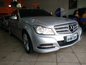 Mercedes-benz C 180 Cgi 1.6 Turbo 2012