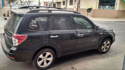 Subaru Forester Sucata Peças Farol Lanterna Tampa Traseira