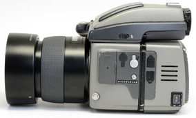 Hasselblad H3d Com 80mm E Back Digital De 22 Megas