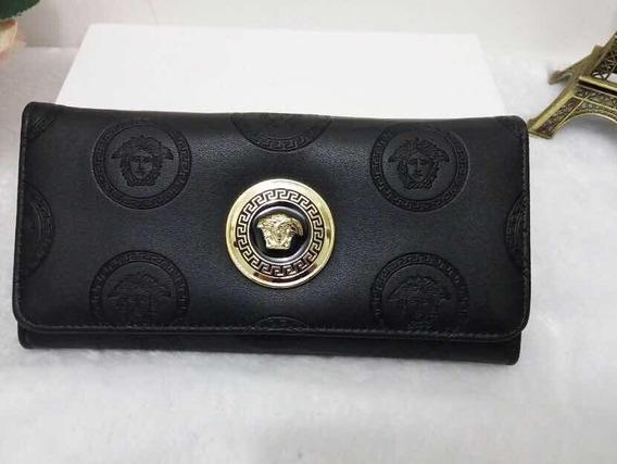 Carteira De Luxo Versace Medusa Luxury Bag