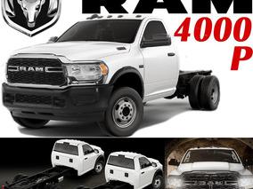 Ram 4000 P V8 Hemi 5.7l Mt 5vel Chasis Largo 3.5ton 4x2 Arh