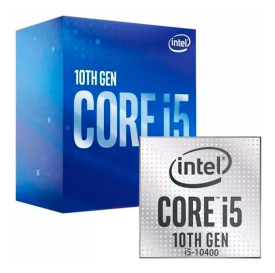 Micro Procesador Intel Core I5 10400 4.3 Ghz Gtia Oficial Pc