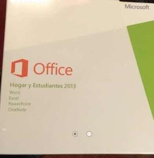 Office 2013 Original