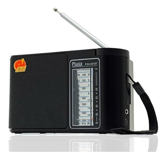 Caixa Som Bluetooth Retrô Vintage Rádio Am Fm Sw Mp3 Usb Aux