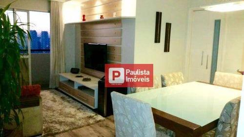 Apartamento Residencial À Venda, Jardim Consórcio, São Paulo. - Ap15671