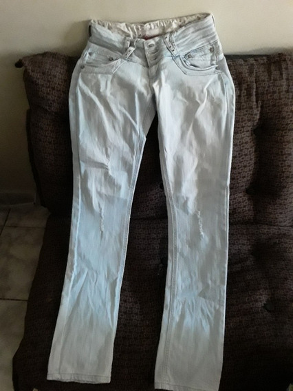 Pantalon Bonague Jean Mujer
