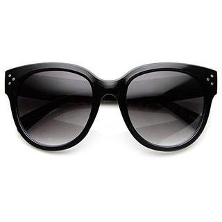 Astillas Gafas De Sol Para Mujer Tamaño Grande Diseño De C