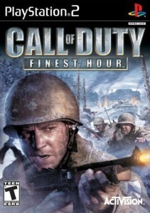 4 Jogos De Ps2 Call Of Duty