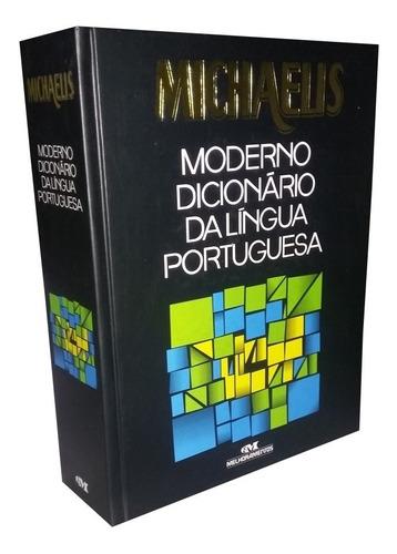 Imagem 1 de 1 de Michaelis Dicionário Lingua Portuguesa - Grande + Brinde