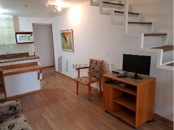 03557 - Flat 1 Dorm. (1 Suíte), Moema - São Paulo/sp - 3557