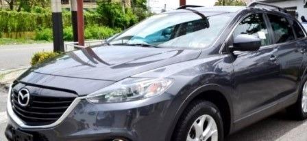Mazda Cx-9 4wd Gris Carfax 13