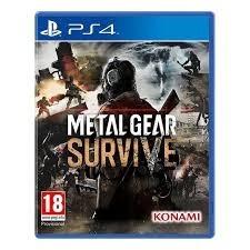 Metal Gear Survive Ps4 Mídia Física ( Pronta Entrega! )