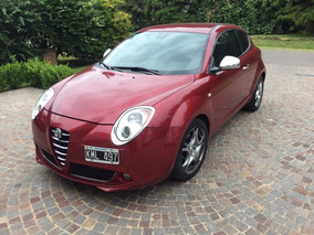 Alfa Romeo Mito Distintive Tct At 2011