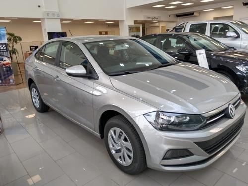 Nuevo Volkswagen Nuevo Virtus Trendline Mt 1.6 0 Km 2021 Vl