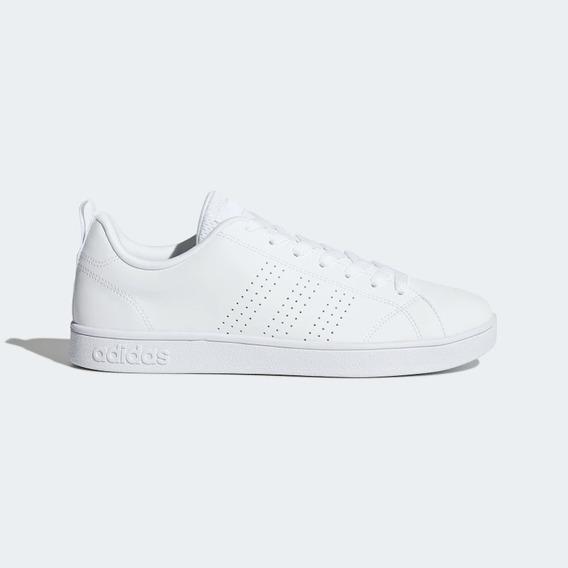 Tenis adidas Advantage Clean Branco Masculino Original
