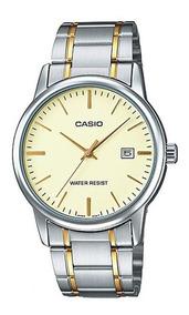 Relógio Casio Feminino Ltp-v002sg-9audf