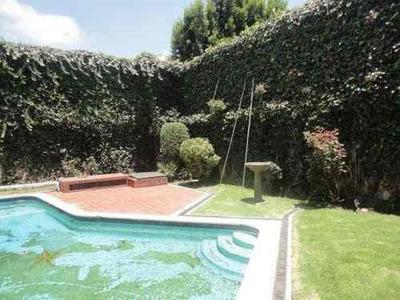 Lomas De Chapultepec, Alpes, Casa 4 Recámaras Con Alberca