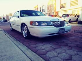 Lincoln Town Car Cartier Piel At 2002