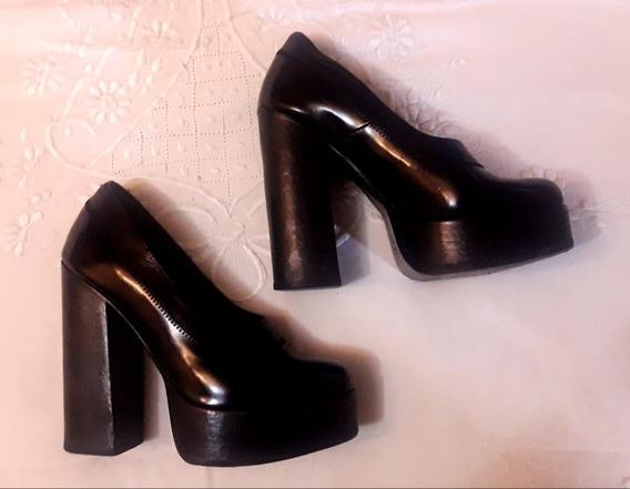Zapatos Jazmin Chebar Negro