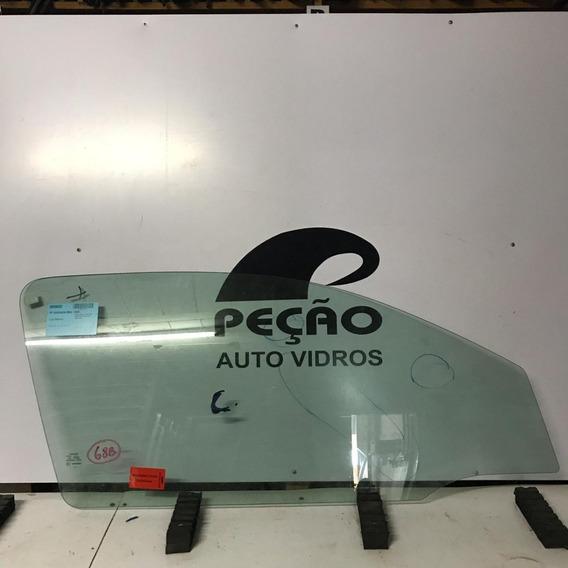 Vidro Porta Dianteira Direita Astra 2 Pts 98/07 C/ Riscos