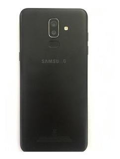 Celular Samsung J8, 64 Gigas, Cor Preta