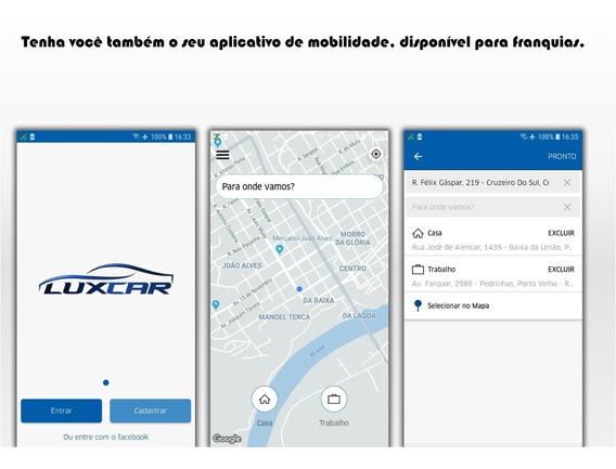 Aplicativo Clone Uber + Instalação