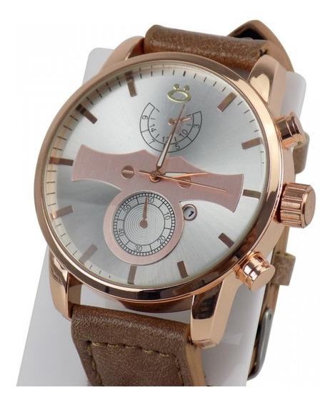 Relógio Luxo Masculino Original Com Garantia