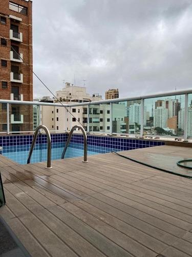 Imagem 1 de 25 de Cobertura À Venda, 240 M² Por R$ 3.000.000,00 - Perdizes - São Paulo/sp - Co0361