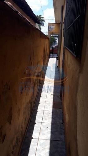 Imagem 1 de 7 de Casa, Vila Albertina, Ribeirão Preto - C3850-v
