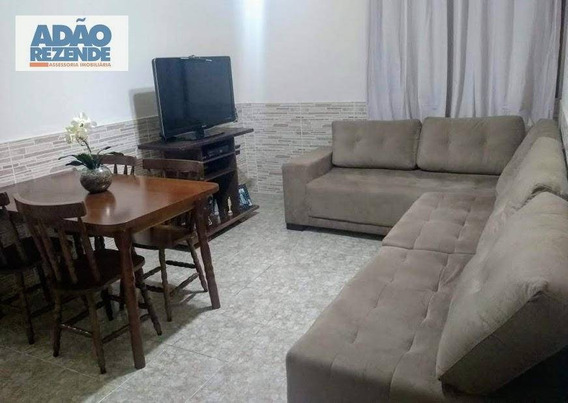 Tijuca-apartamento Com 2 Dormitórios À Venda, 50 M² - Tijuca - Teresópolis/rj - Ap1514