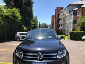 Volkswagen Amarok 2.0 Cd I 180cv 4x4 Highline Pack At 2016