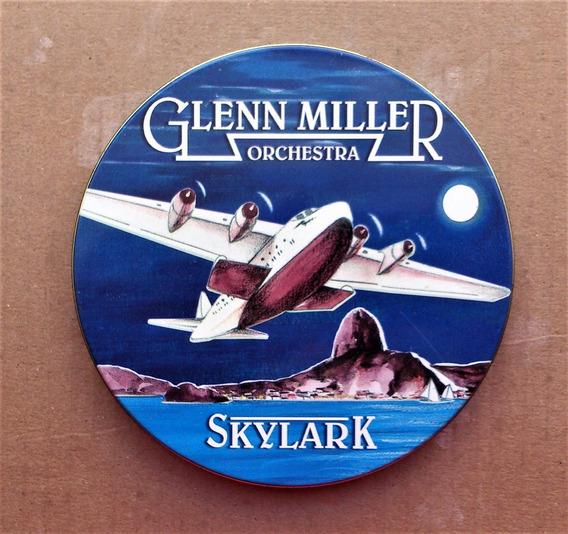 Cd Glenn Miller Orchestra - Skylark - Capa Tipo Lata