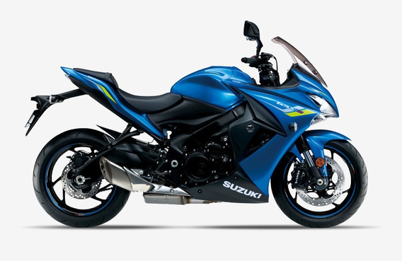 Suzuki Gsx-s1000fa 0km 2020- Moto & Cia