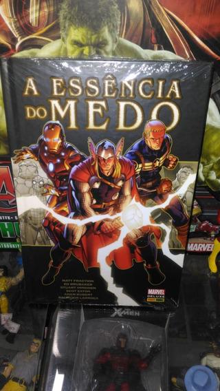 Marvel Deluxe: A Essência Do Medo