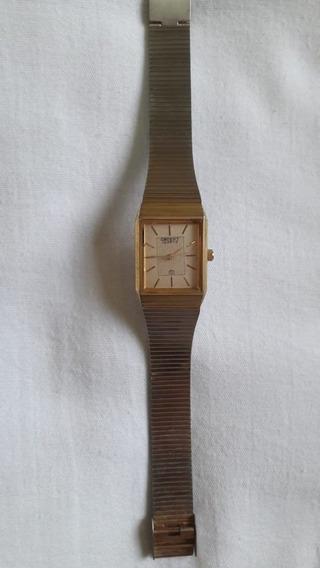 Antigo Relógio Orient Quartz - Anos 70 - Leia Descrição