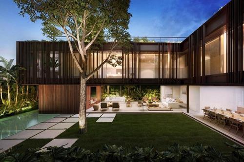 One Haus, Assinado Pela Jacobsen Arquitetura, Casa Em Condomínio Fechado Na Rua Dona Elisa De Moraes Mendes, 588 - Ca0706