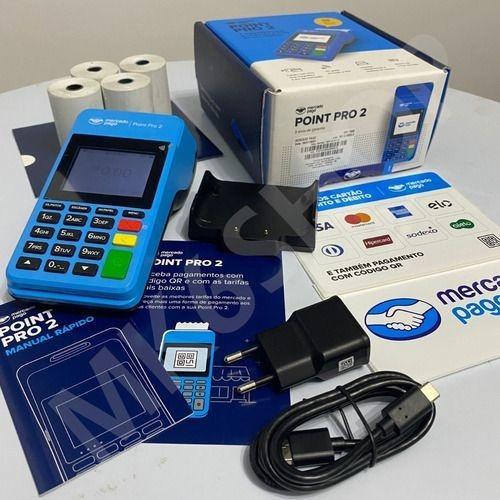 Imagem 1 de 2 de Maquina Do Mercado Pago Point Pro 2