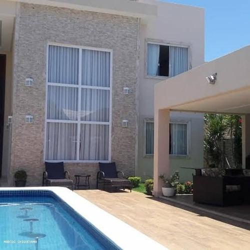 Imagem 1 de 11 de Casa Em Condomínio Para Venda Em Camaçari, Barra Do Jacuípe, 5 Dormitórios, 5 Suítes, 5 Banheiros, 2 Vagas - Vg2722_2-1191388