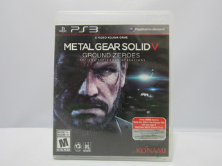 Metal Gear Solid V: Ground Zeroes - Ps3 ¡fisico-usado!