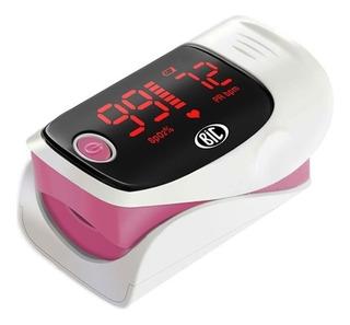 Oximetro De Pulso Portatil De Dedo Bic - Cores
