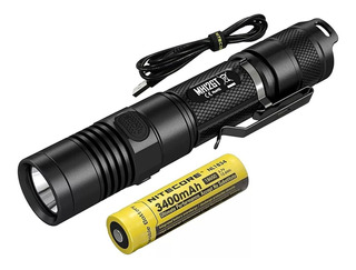 Lanterna Nitecore Mh12 Gt Cree Xp-l Hi V3 1000 Lumens Tatica