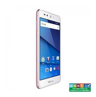 Smartphone Blu Grand Xl Rose Gold Liberado