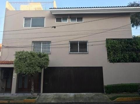 Casa En Fuente De Cantos #88, Rincón Del Pedregal, Tlalpan