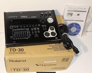 Roland Td 30 Vdrum