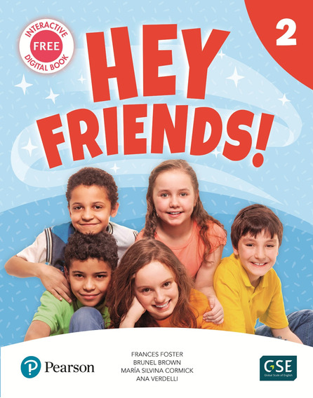 Hey Friends 2 - Student